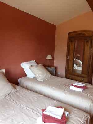 chambre côté lavande