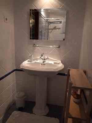 la petite salle d'eau